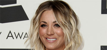 Kaley Cuoco talks divorce: 'It's been rough, but things are going good'