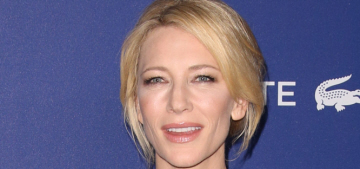 Cate Blanchett in Versace at the Costume Guild Awards: fabulous or fug?