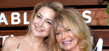 Goldie Hawn's relationship advice to Kate Hudson, 'be true to yourself'