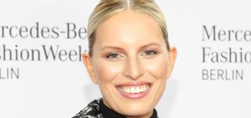 Karolina Kurkova slams Insta-models: 'Are people going to get tired of you?'