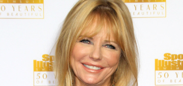 Cheryl Tiegs doesn't think SI Swimsuit cover girl Ashley Graham is 'healthy'