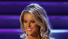Miss California says she opposes gay marriage