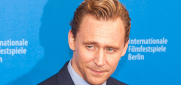 Tom Hiddleston will pee on you in a heartbeat if you get stung by a jellyfish