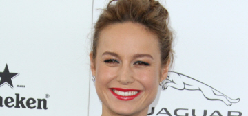 Brie Larson in Chanel at the Spirit Awards: lovely or overworked?