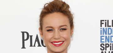 Brie Larson wins the Oscar for Best Actress for 'Room'