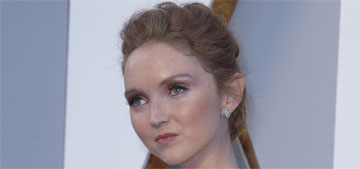 Lily Cole at the Oscars in a gown made from plastic bottles: ravishing or recycle it?