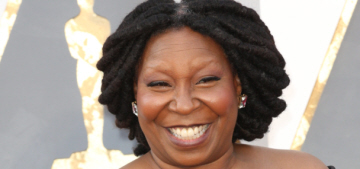 """This tweet about Whoopi Goldberg was not a joke, unfortunately"" links"