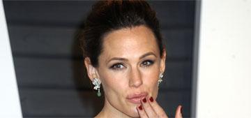 Jennifer Garner & Ben Affleck met at VF Oscar party: 'They had a moment'