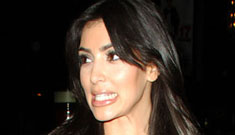 Kim Kardashian gets offended that US Weekly calls her 'fuller figured'