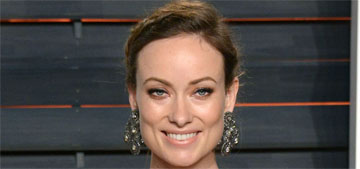 Olivia Wilde in Prabal Gurung at the VF Oscar Party: lovely or tacky?