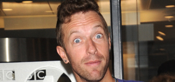 Chris Martin hasn't responded to Gwyneth's divorce filing in 10 months
