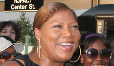 Queen Latifah gets star on the walk of fame… in NJ