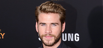 Liam Hemsworth on being recognized: 'you can't really prepare for that'