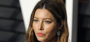 Jessica Biel created Au Fudge to relieve the 'stress' of eating out with your kids