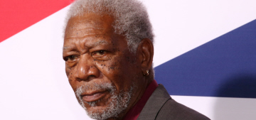 Morgan Freeman isn't feeling the Batfleck: 'I don't know how that's gonna work'
