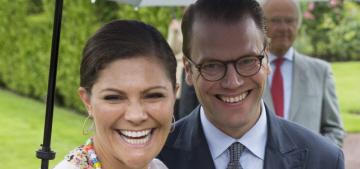 Sweden's Princess Victoria & Prince Daniel welcome son Oscar Carl Olof