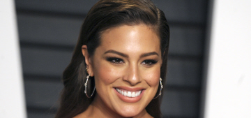 Ashley Graham on Cheryl Tiegs' 'unhealthy' diss: 'I kind of rolled my eyes'