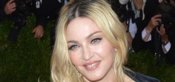 Rocco Ritchie & a NYC judge want Madonna & Guy to stop with the drama