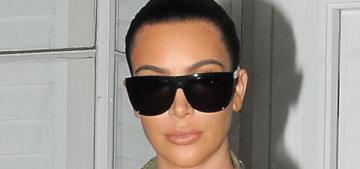 Kim Kardashian's albino crocodile Birkin costs more than $120K: fab or fug?