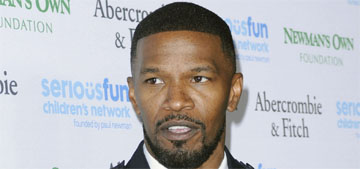 Jamie Foxx spotted with a ring: did he secretly marry Katie Holmes?