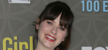 Zooey Deschanel on daughter's name: 'nobody had the middle name Otter'