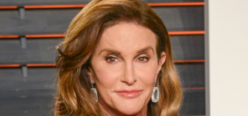 Caitlyn Jenner wants to be President Ted Cruz's trans ambassador & advisor