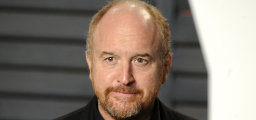 Louis CK: 'Please stop it with voting for Trump… the guy is Hitler'