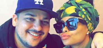 Did Rob Kardashian & Blac Chyna break up after two months of drama?