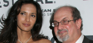 Salman Rushdie called Padma Lakshmi a 'bad investment' when she was sick