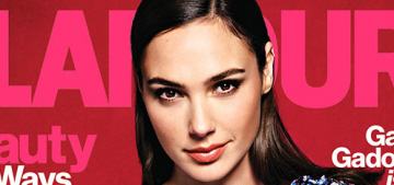 Gal Gadot: Wonder Woman is 'a woman with a lot of emotional intelligence'