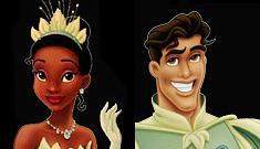 Disney's first black princess has a Brazilian prince