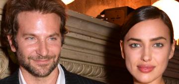 Bradley Cooper & Irina Shayk walk their first carpet together: hot or not?