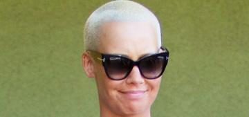 Amber Rose slaps back at Pink on behalf of Kim Kardashian, calls out 'classism'