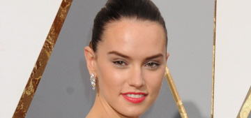 Daisy Ridley claps back at an online troll who said 'real women have curves'