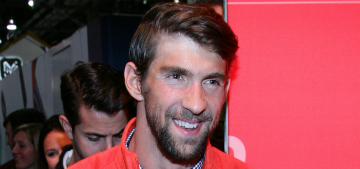 Michael Phelps on his sobriety: 'I don't have a headache, which is awesome'