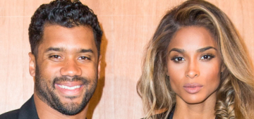 Russell Wilson & Ciara are finally engaged, but are they finally having sex?