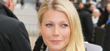 Gwyneth Paltrow's travel tip: sit in a sauna to sweat out all the peasant germs
