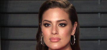 Ashley Graham thinks the 'plus-sized' label is 'outdated' & needs to go