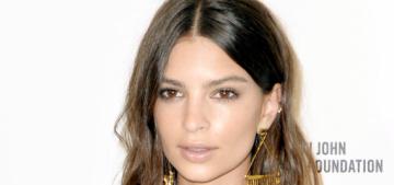 Kim Kardashian sent flowers to Emily Ratajkowski after Emily defended her
