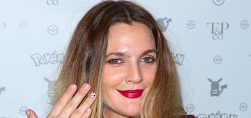 Drew Barrymore is not 'comfortable with this camaraderie of famous people'