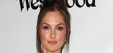 Minka Kelly worked as a nurse before landing a role on Friday Night Lights