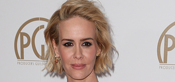 Sarah Paulson on her love life: 'I've always walked to the beat of my own drum'