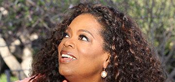 Oprah Winfrey lost 30lbs, her weight loss tips include cauliflower mash, fish