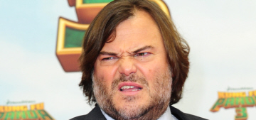 Jack Black throws shade at Leo DiCaprio: Bryan Cranston 'is a better actor'