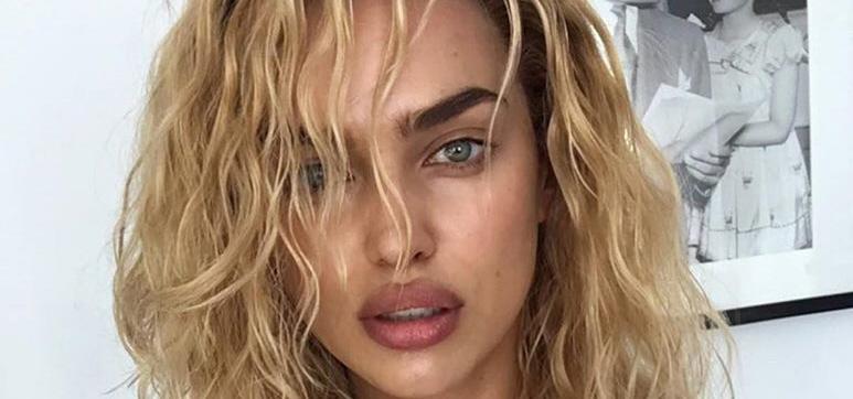 Irina Shayk goes blonde for a Mert & Marcus shoot: divine or disaster?