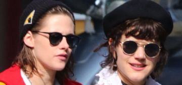 Will Kristen Stewart & Soko head to Cannes this year to support 'Cafe Society'?