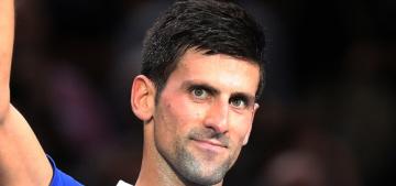Novak Djokovic doesn't believe women in tennis deserve equal prize money