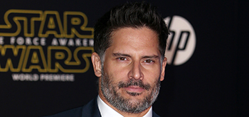 Joe Manganiello covers Men's Fitness: he's 'just not that guy' from Magic Mike