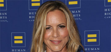 Maria Bello, 48, has a 29 year-old boyfriend with an esoteric job
