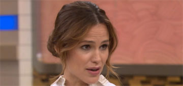 Jennifer Garner on the paparazzi: 'If we move to Timbuktu' we'll still get papped